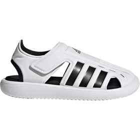 adidas Water Sandals Kids, footwear white/core black/core black